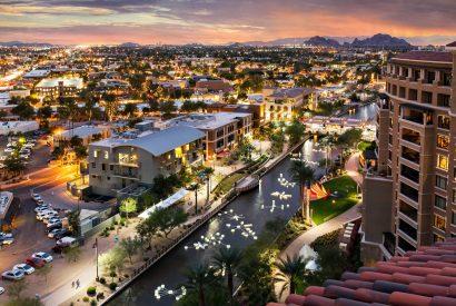 Scottsdale Waterfront-Scenic